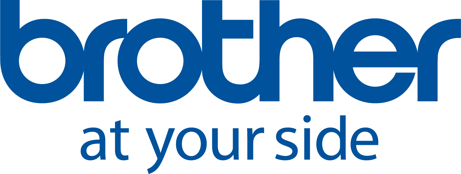 Brother Logo Blue at your side