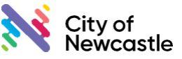 City of Newcastle horizontal