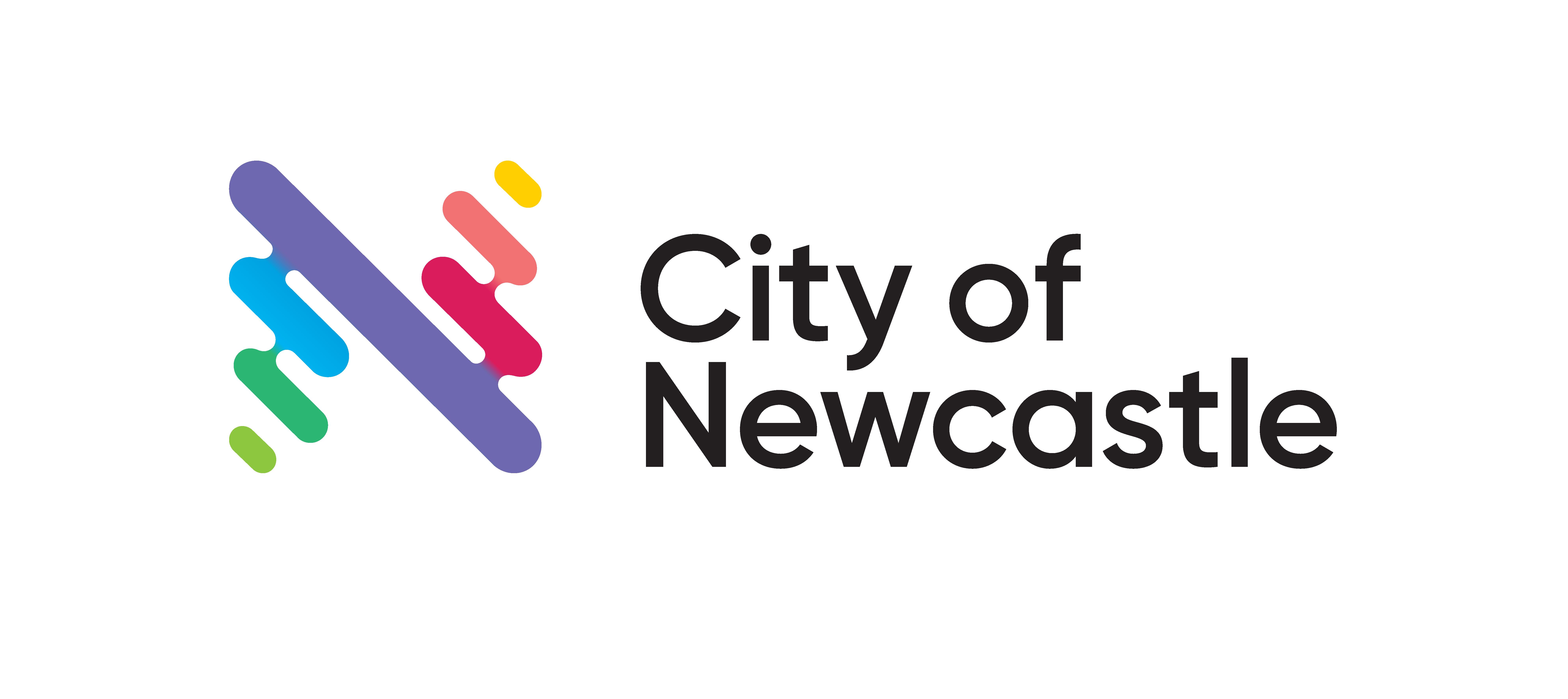 City of Newcastle Horizontal RGB